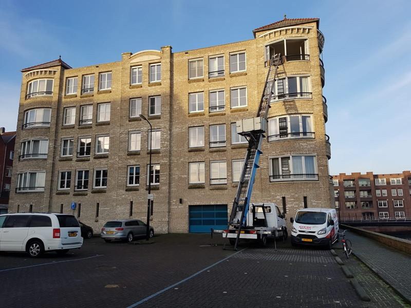 Voordelig een verhuislift huren in Den Haag