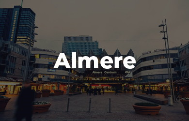 Verhuislift huren Almere