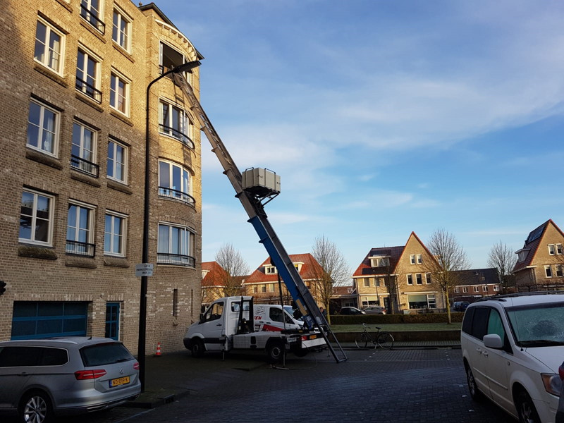 Verhuisliftservice Haarlem