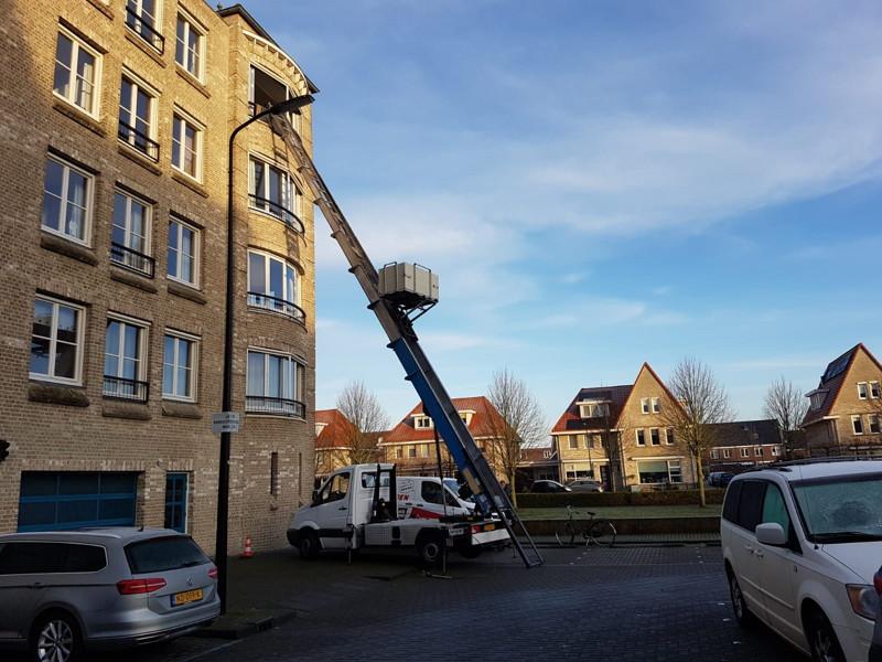 Verhuisliftservice Hoofddorp