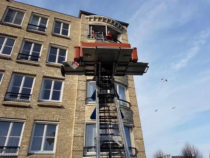 Verhuisliften specialist in Almere