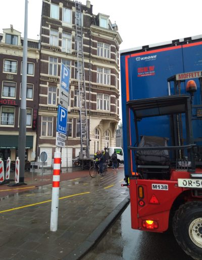 Amsterdam Verhuislift