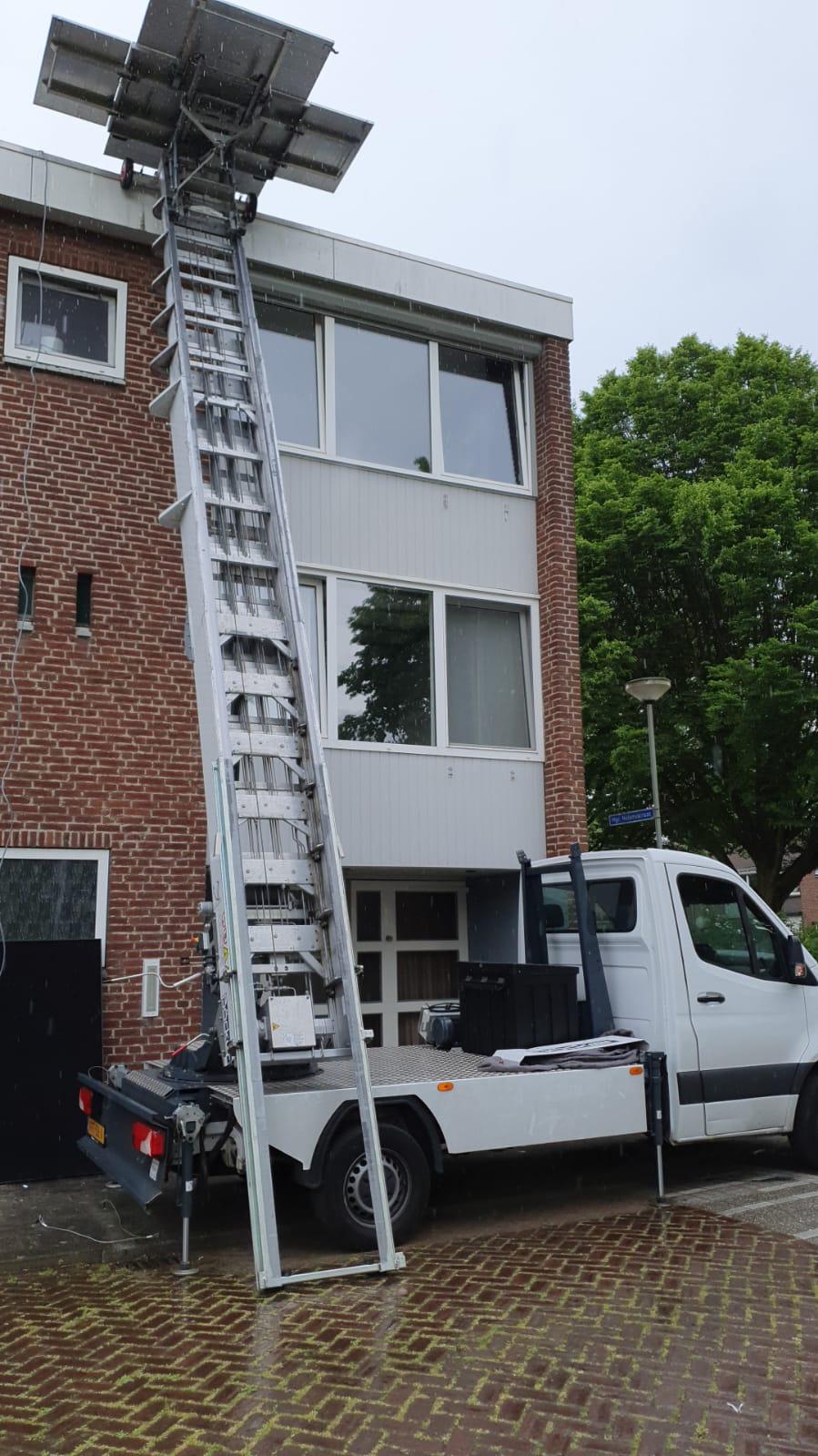Verhuisliften specialist in Lelystad