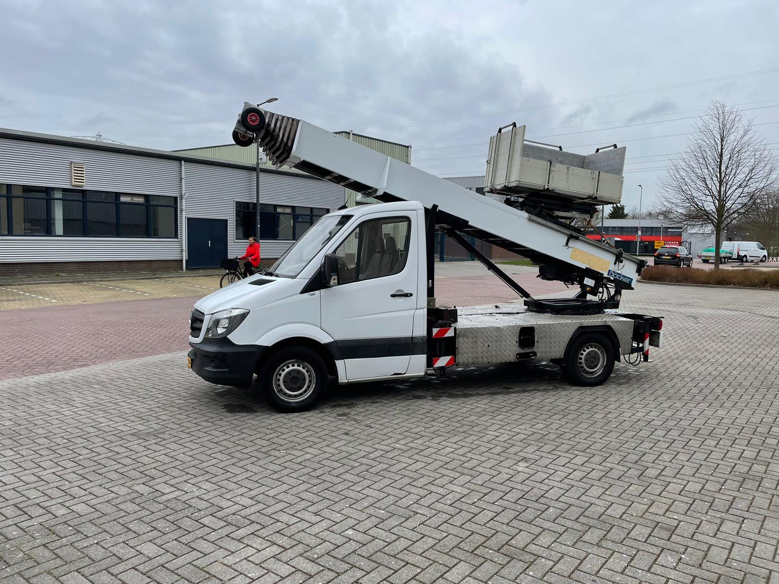 Verhuislift huren Bergen op Zoom