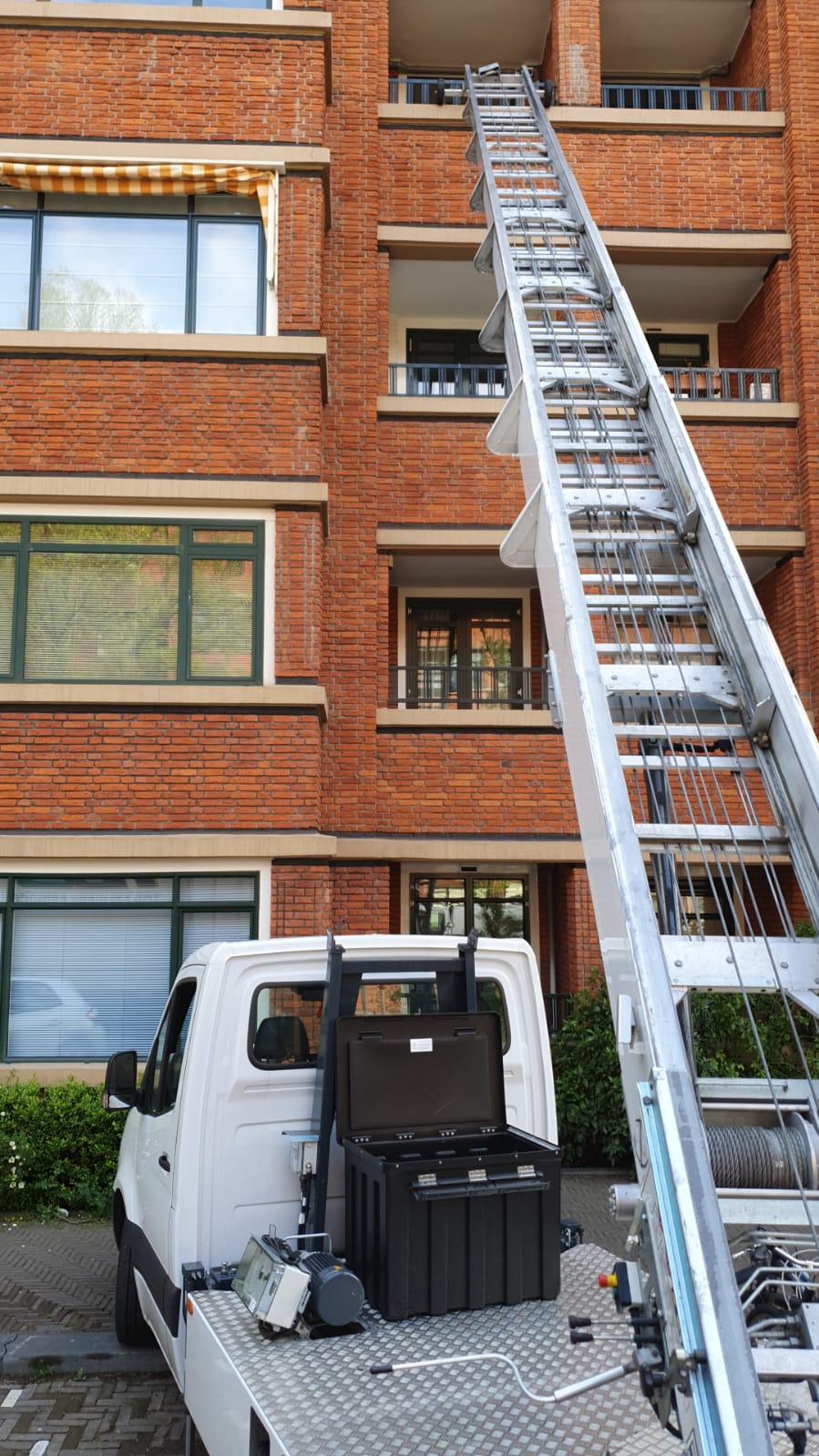 Verhuisliften specialist in Breda