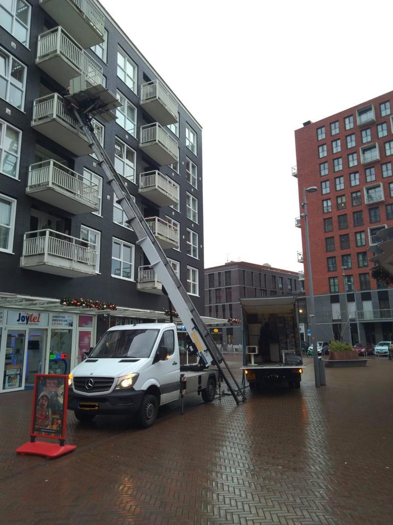Verhuisliften specialist in Tilburg