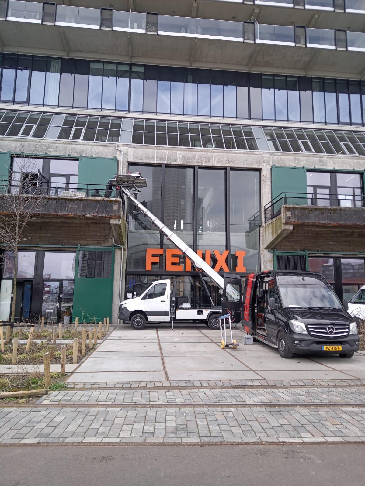 Voordelig een verhuislift huren in Bergen op Zoom