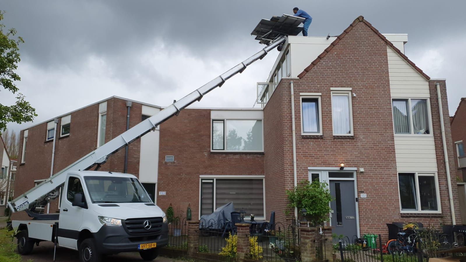 Voordelig een verhuislift huren in Tilburg