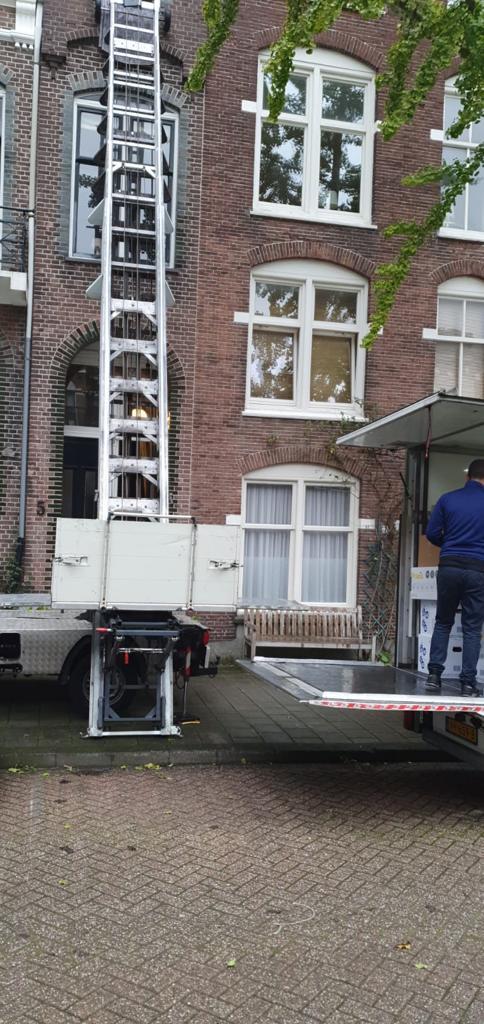 Verhuisliften specialist in Den Bosch